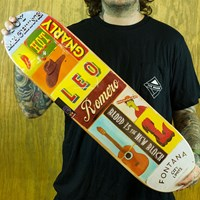 $50.00 Toy Machine Romero Signs Deck