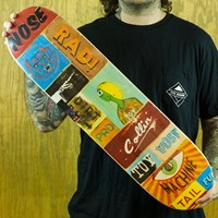 Toy Machine Provost Signs Deck in stock.