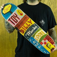 Toy Machine Marks Signs Deck in stock.
