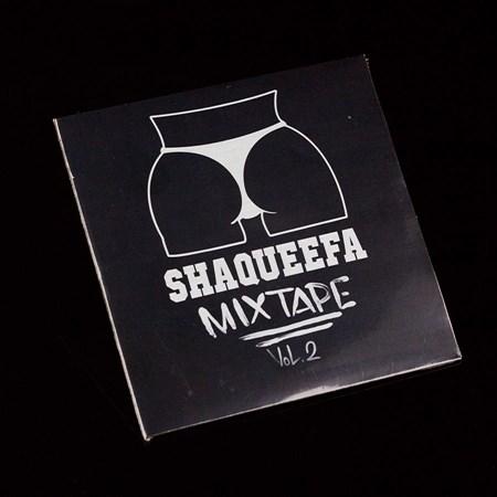 Shaqueefa Mixtape Volume 2 DVD