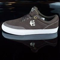 etnies Marana Vulc Shoes, Color: Brown, White, Gum in stock.
