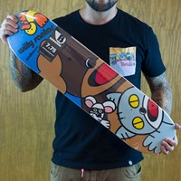 Birdhouse Willy Santos Animals Deck in stock.