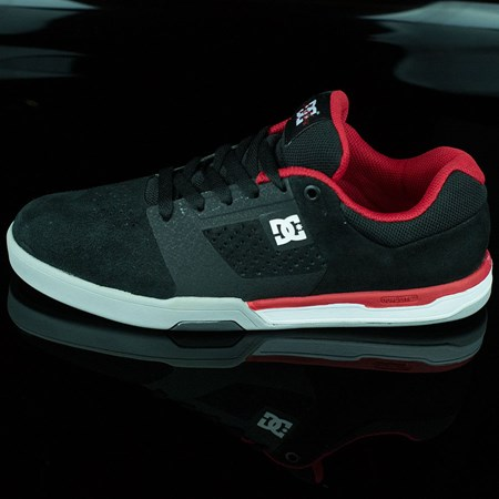 DC Shoes Cole Lite 2 Shoes, Color: Black, Red