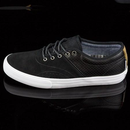 Dekline Bixby Shoes, Color: Blake, Black, White