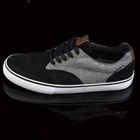 Dekline TimTim Shoes, Color: Black, Pewter in stock.