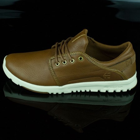 etnies Scout Shoes, Color: Brown
