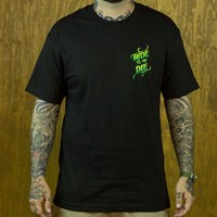 Creature Ride Til You Die T Shirt, Color: Black in stock.