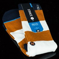 $12.00 Stance Waldorf Socks, Color: Orange