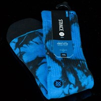 $12.00 Stance Burnout Socks, Color: Teal
