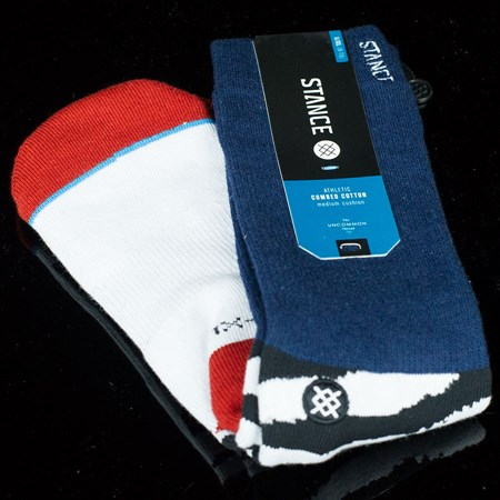 Stance Poacher Socks Navy