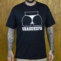 $20.00 Shaqueefa OG Booty Logo T Shirt, Color: Black