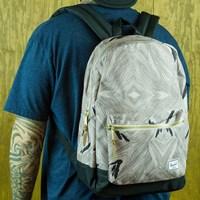 $54.00 Herschel Settlement Backpack, Color: Geo, Black