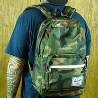 $69.00 Herschel Pop Quiz Backpack, Color: Woodland Camo