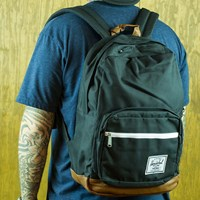 Herschel Pop Quiz Backpack, Color: Black in stock.