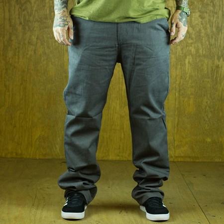 Matix Manderson Worker Pants Charcoal