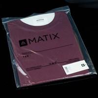 $18.00 Matix Essential T Shirt, Color: Merlot