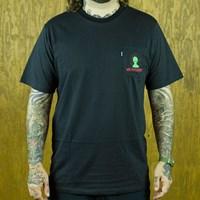 $30.00 RIPNDIP Invasion T Shirt, Color: Black