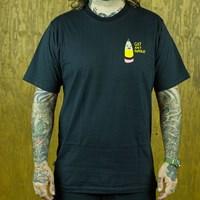 $30.00 RIPNDIP Got Papers T Shirt, Color: Black