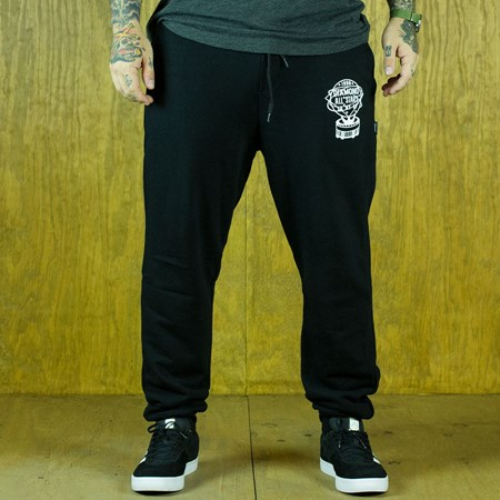 Diamond All Star Sweatpants Black
