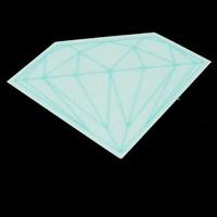 Diamond Brilliant Sticker, Color: White, Diamond Blue in stock.