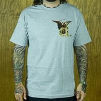 $30.00 Diamond Un-Polo Angel T Shirt, Color: Heather Grey