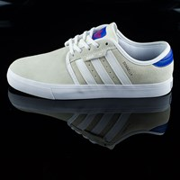$65.00 adidas Seeley Shoes, Color: White, Royal, Gum, Donnelly