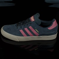 adidas Dennis Busenitz Vulc Shoes, Color: Black, Cardinal, Gum in stock.