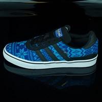 $35.00 adidas Dennis Busenitz Vulc Shoes, Color: Collegiate Royal, Black