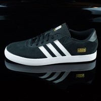 $65.00 adidas Gonz Pro Shoes, Color: Black, Running White