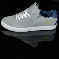 adidas Gonz Pro Shoes, Color: Mid Grey, University Blue, Running White in stock.