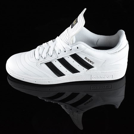 Size 13 in adidas Dennis Busenitz Signature Shoes, Color: White