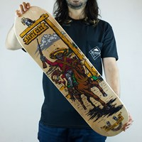 Santa Cruz Emmanuel Guzman Bandito Deck in stock.