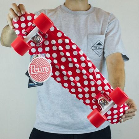 Penny Penny Cruiser Board Polka Dot