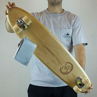 Z-Flex Upper Cut Deluxe Chipper Complete Skateboard in stock.