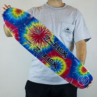 $50.00 Z-Flex Jay Adams Deck, Color: Tie Dye