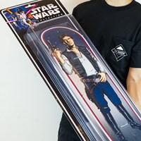 $120.00 Santa Cruz Star Wars Han Solo Collectible Deck