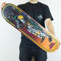 Santa Cruz Star Wars Boba Fett Deck in stock.