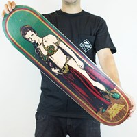 Santa Cruz Star Wars Slave Leia Deck in stock.