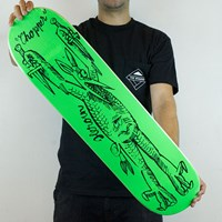 $50.00 Heroin Chopper JJ Woodcut Deck