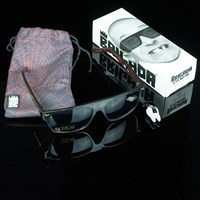 Brigada Andy Roy Spider Sunglasses, Color: Black in stock.