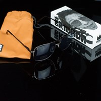 Brigada Neen Williams Incognito Sunglasses, Color: Black in stock.