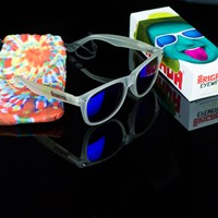 $26.00 Brigada Lizard King Sunglasses, Color: UV