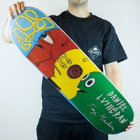 Toy Machine Daniel Lutheran Heads Up Deck in stock.