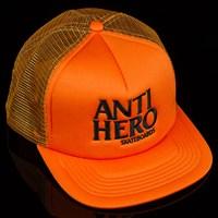 $20.00 Anti Hero Black Hero Trucker Hat, Color: Orange