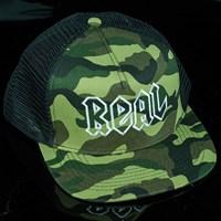 Real Deeds Trucker Hat, Color: Camo