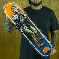 Santa Cruz Star Wars Luke Skywalker Deck in stock.