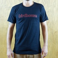 Birdhouse Toy Logo T Shirt, Color: Black in stock.