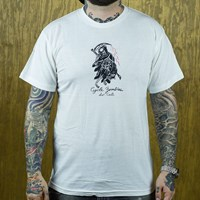Cycle Zombies Reaper T Shirt, Color: White in stock.