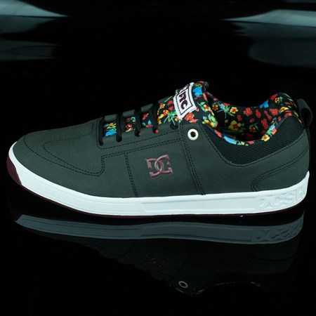 DC Shoes DC X FTC Lynx Shoes, Color: Black, Multi