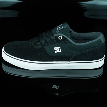 DC Shoes Switch Shoes, Color: Black, Grey